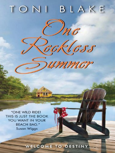 Book One Reckless Summer Toni Blake