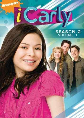 iCarly: Season 2, Vol. 1 DVD