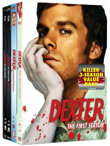 Dexter: Seasons 1-3 DVD