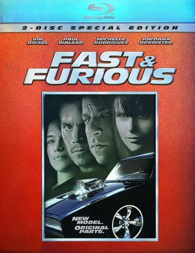 fast and furious 2009 dvd hd dvd fullscreen widescreen blu ray and special edition box set. Black Bedroom Furniture Sets. Home Design Ideas