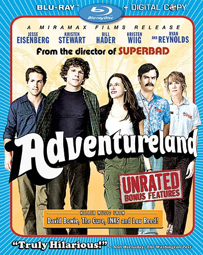 Adventureland [Blu-ray] DVD