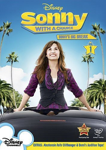 Sonny with a Chance, Vol. 1: Sonny's Big Break DVD