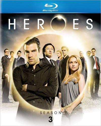 Heroes: Season 3 [Blu-ray] DVD