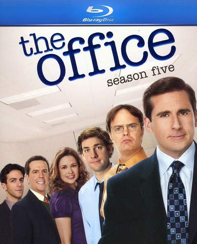 The Office: Season Five [Blu-ray] DVD