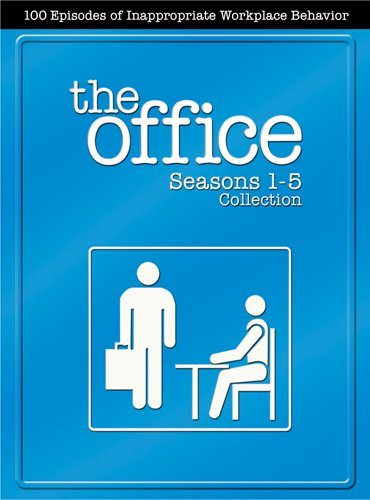 Office-Season 1-5 Collection DVD