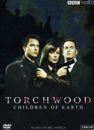 Torchwood: Children of Earth cover