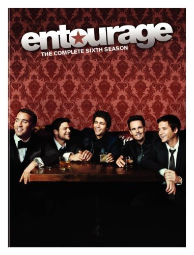 Entourage: The Complete Sixth Season DVD