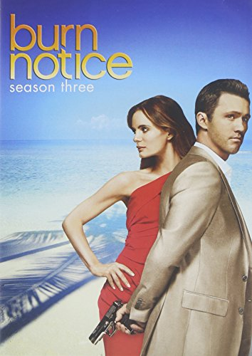 Burn Notice: Season Three DVD