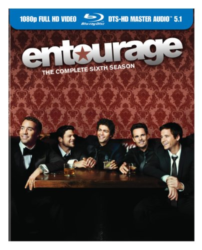 Entourage: The Complete Sixth Season [Blu-ray] DVD