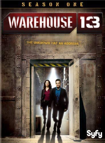 Warehouse 13: Season One DVD