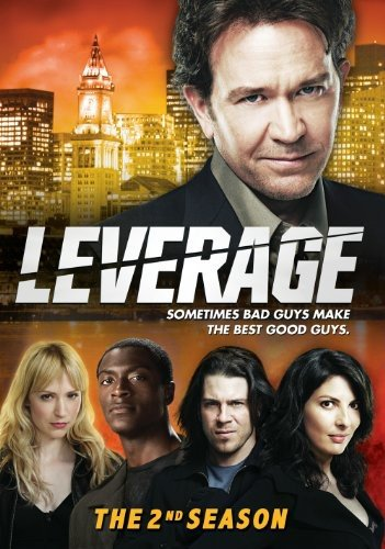 Leverage: The Complete Second Season DVD