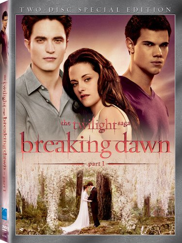 The Twilight Saga: Breaking Dawn - Part I  DVD