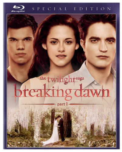 The Twilight Saga: Breaking Dawn, Part I  DVD