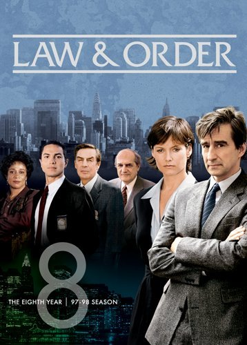 Law & Order: Season 8 DVD