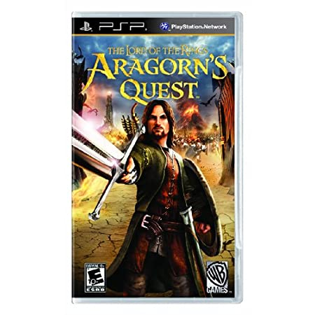 The Lord Of The Rings: Aragorn's Quest (playstation Portable)