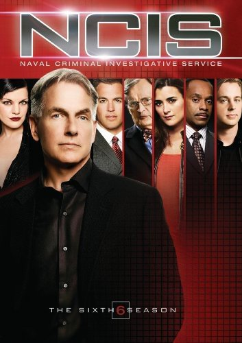 NCIS: The Sixth Season DVD