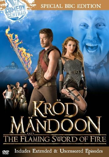 Krod Mandoon &amp; The Flaming Sword of Fire DVD