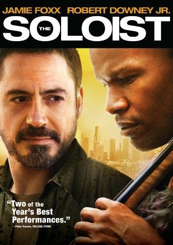 The Soloist DVD