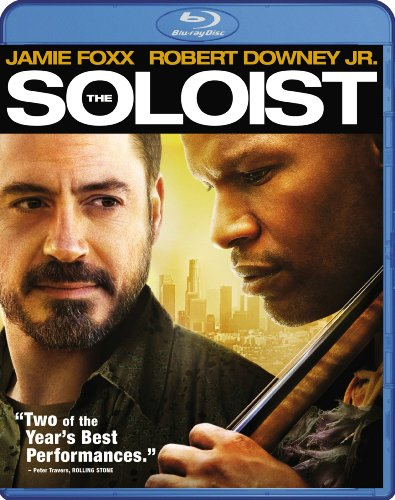 The Soloist [Blu-ray] DVD