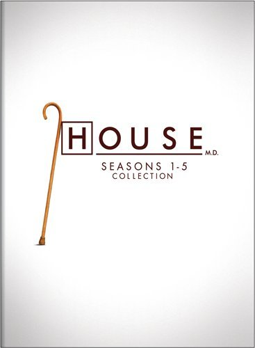 House: Seasons 1-5 DVD