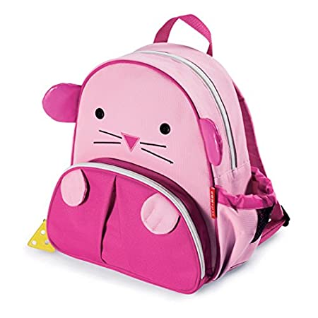 Skip Hop Zoo Pack Little Kid Backpack Mouse