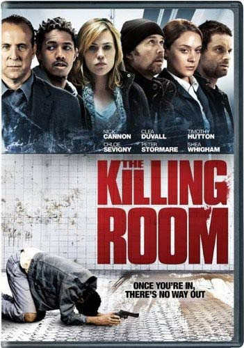 The Killing Room DVD
