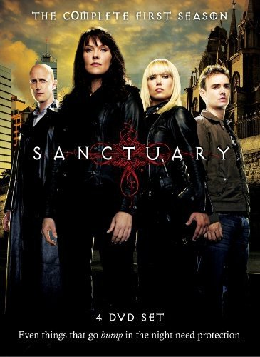 Sanctuary: The Complete First Season DVD