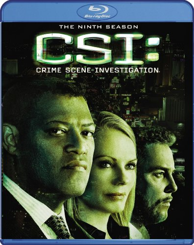 CSI: Crime Scene Investigation - The Ninth Season [Blu-ray] DVD