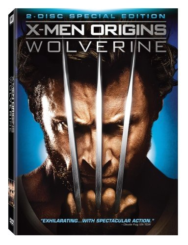 X-Men Origins: Wolverine Special Edition cover