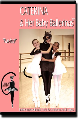 Caterina and Her Baby Ballerinas DVD