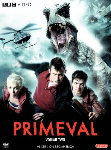 Primeval, Vol. 2  DVD
