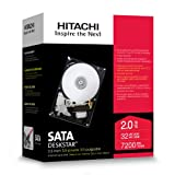 Hitachi 2 TB Deskstar  SATA 7200 RPM 32 MB Cache Internal Hard Drive HD32000 IDK/7K