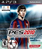 Pro Evolution Soccer 2010 (2009) (Video Game)