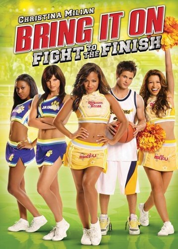 Bring It On: Fight to the Finish cover
