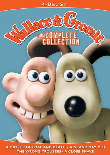 Wallace & Gromit: The Complete Collection A Matter of Loaf and Death / A Grand Day Out / The Wrong Trousers / A Close Shave