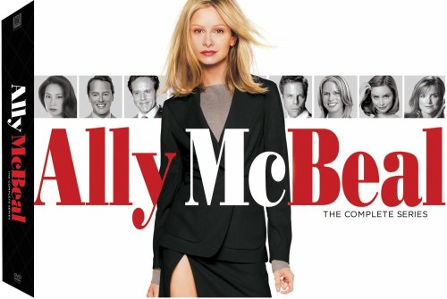 Ally McBeal: The Complete Series cover