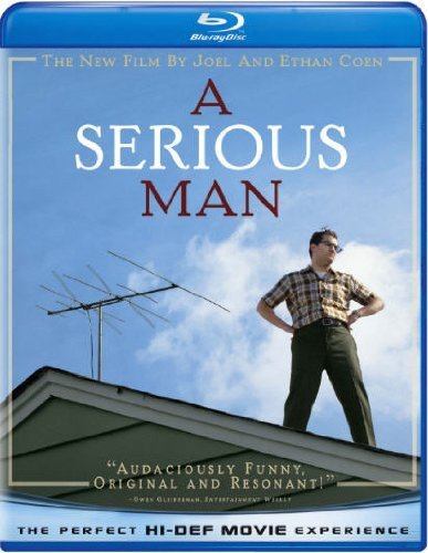A Serious Man [Blu-ray] DVD