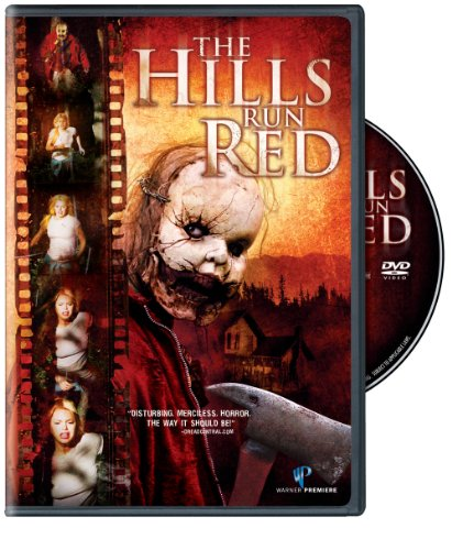 The Hills Run Red DVD