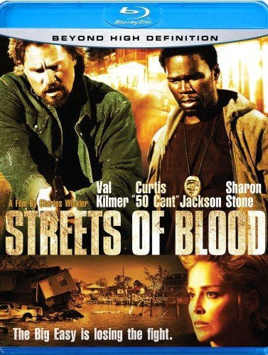 Streets of Blood [Blu-ray] DVD