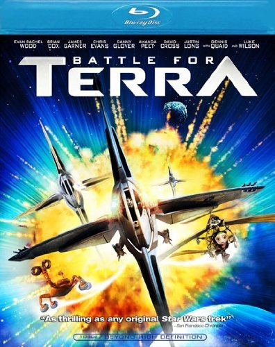 Battle for Terra [Blu-ray] DVD