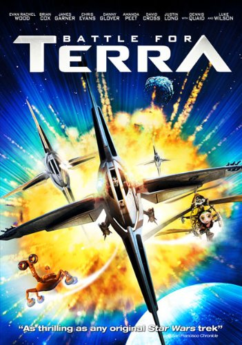 Battle for Terra DVD