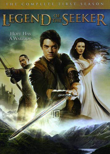 Legend Of The Seeker: The Complete First Season DVD