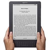 Amazon Graphic Kindle DX