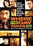 "Will Smith plays a crippled homeless person in this film, ""Where the Day Takes You."""