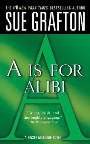 Book A is for Alibi