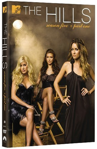 The Hills: Season Five - Part One DVD