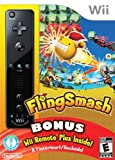 FlingSmash inkl. Remote Plus Controller, schwarz: Amazon.de: Games cover