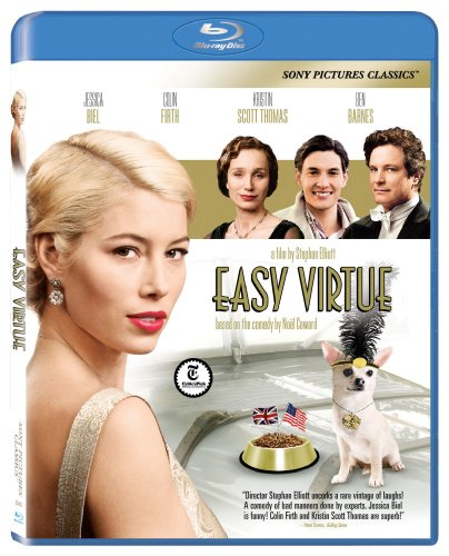 Easy Virtue  DVD