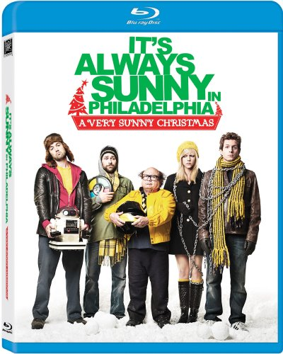 It's Always Sunny in Philadelphia: A Very Sunny Christmas [Blu-ray] DVD