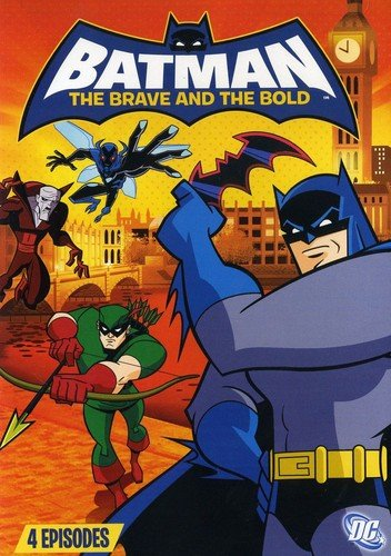 Batman: The Brave and the Bold, Vol. 2 DVD